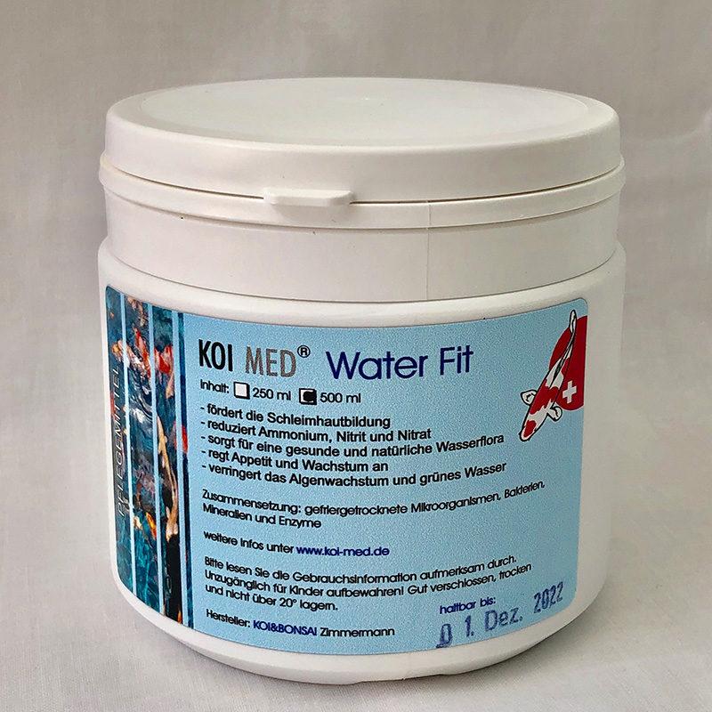 KOI MEd Water