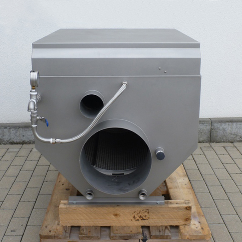 Trommelfilter Typ L Eingang DN 315